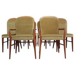Set of Eight Dining Chairs by Paul McCobb for H. Sacks and Sons