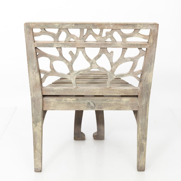Set of Four Dining Chairs For Sale 3