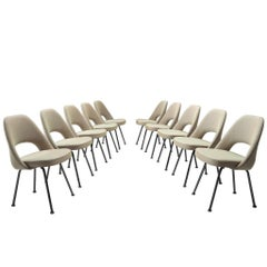Eero Saarinen for Knoll Chairs