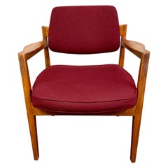 Set of Eight Jens Risom for Avon Corporation Armchairs Chairs