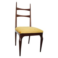 Set of Eight Mid-Century Modern Chairs by Eugenio Escudero