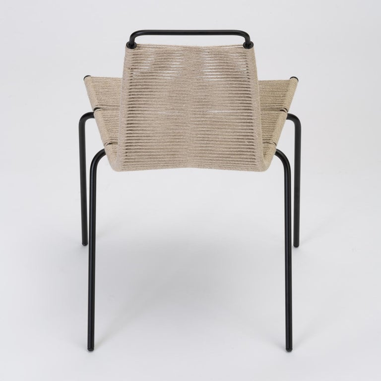 Set of Eight PK-1 Dining Chairs by Poul Kjaerholm For Sale 4