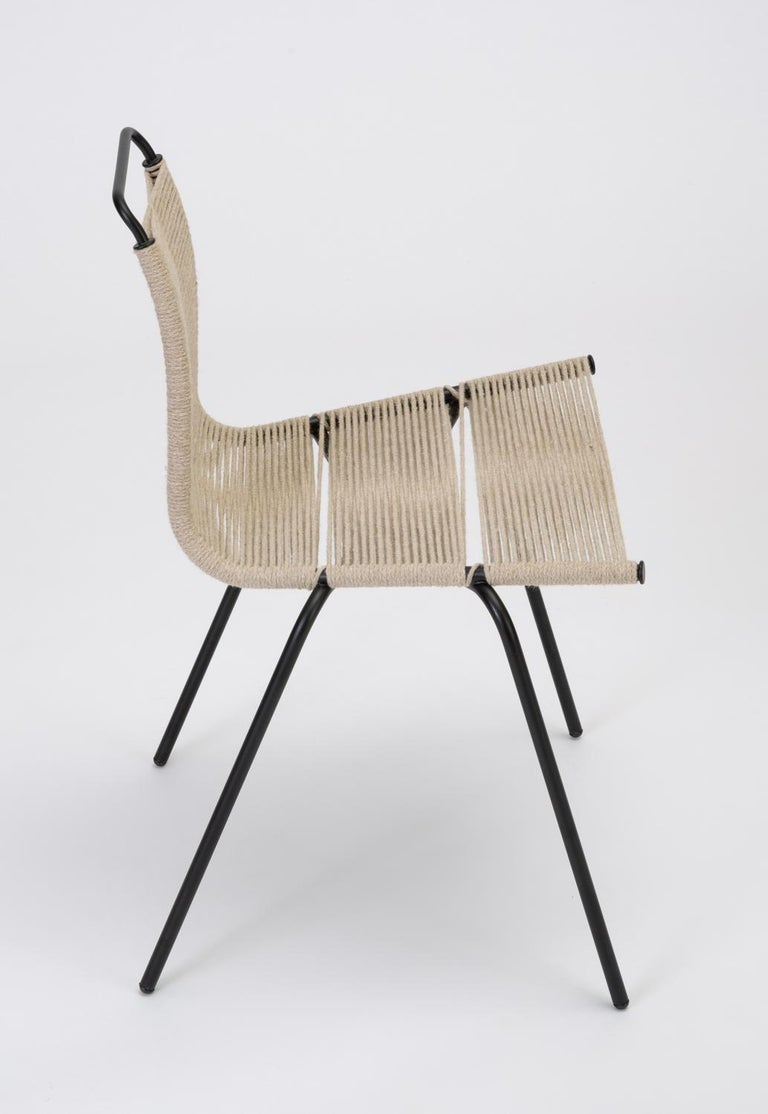 Set of Eight PK-1 Dining Chairs by Poul Kjaerholm For Sale 6