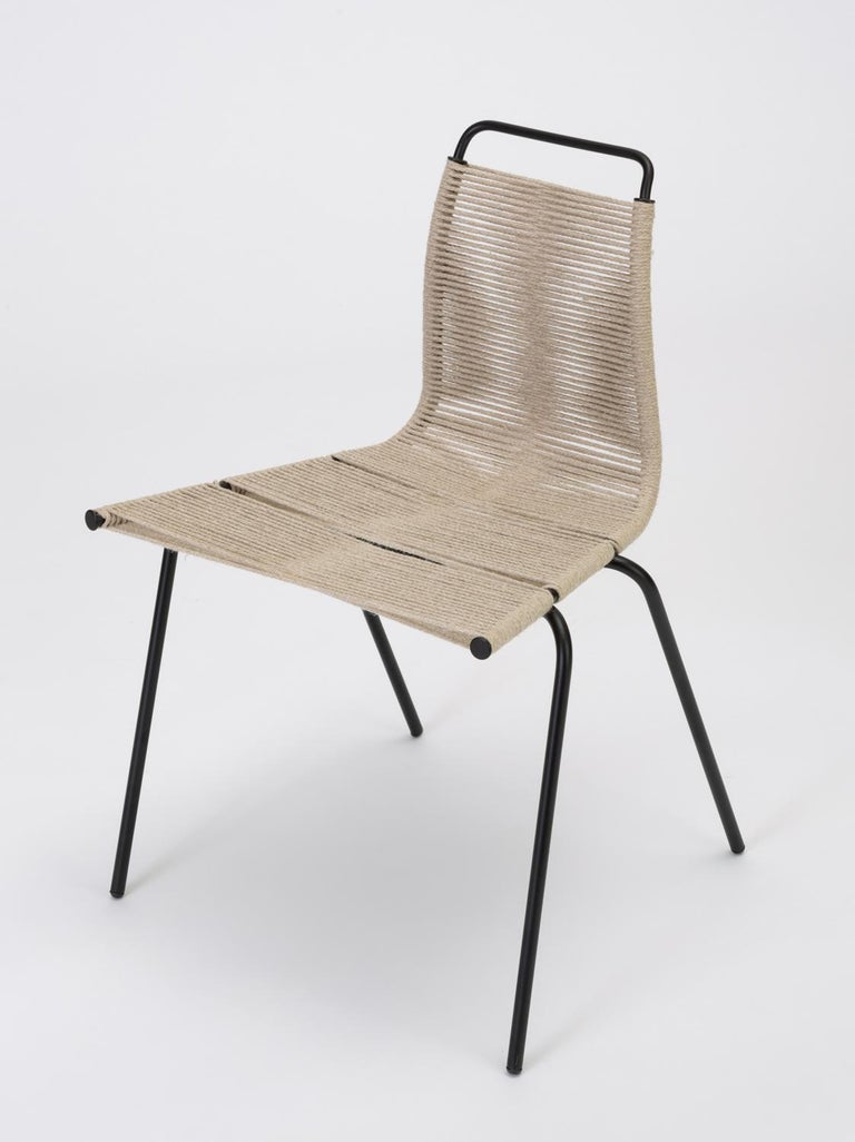 20th Century Set of Eight PK-1 Dining Chairs by Poul Kjaerholm For Sale