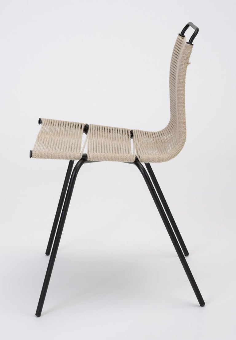 Set of Eight PK-1 Dining Chairs by Poul Kjaerholm For Sale 1