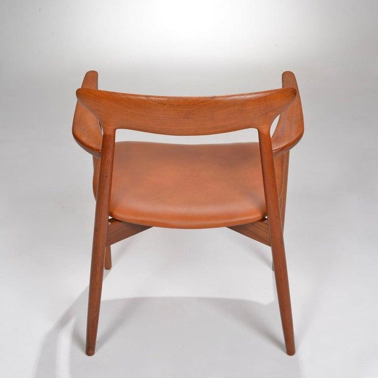 Set of 12 Teak Dining Chairs by Harry Østergaard for Randers Møbelfabrik For Sale 10