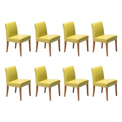 Set of Eight Wittmann Berlin Chairs