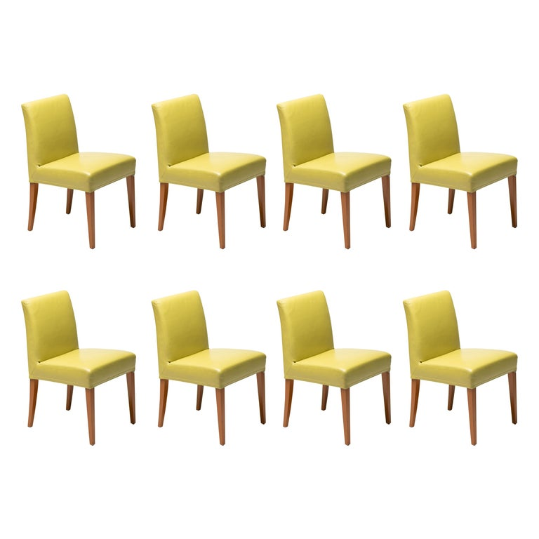 Set of Eight Wittmann Berlin Chairs For Sale
