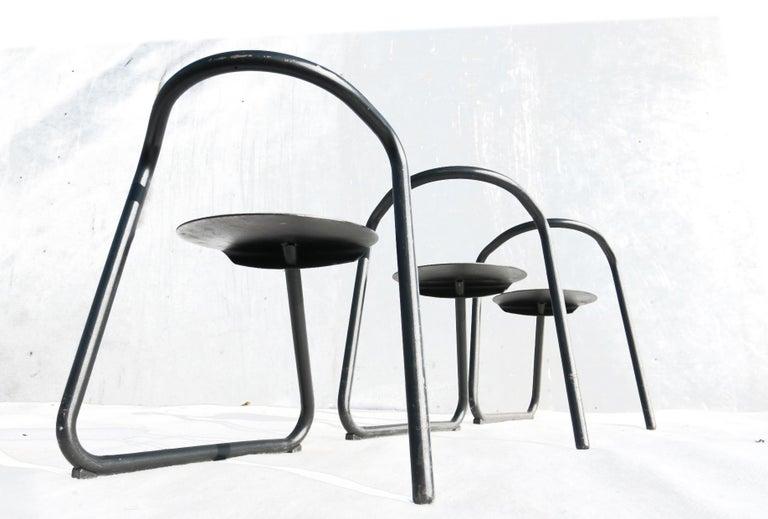 Set of Eighteen Erik Magnussen 'Magnus' Chairs for Paustian Stackable For Sale 4