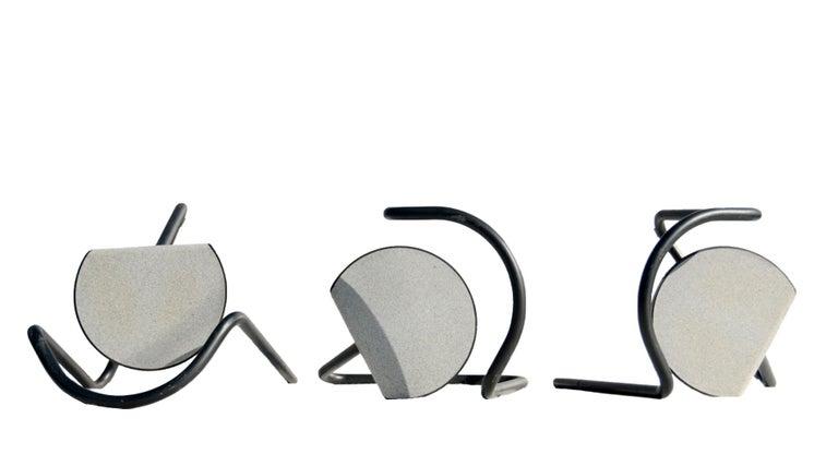 Set of Eighteen Erik Magnussen 'Magnus' Chairs for Paustian Stackable For Sale 7