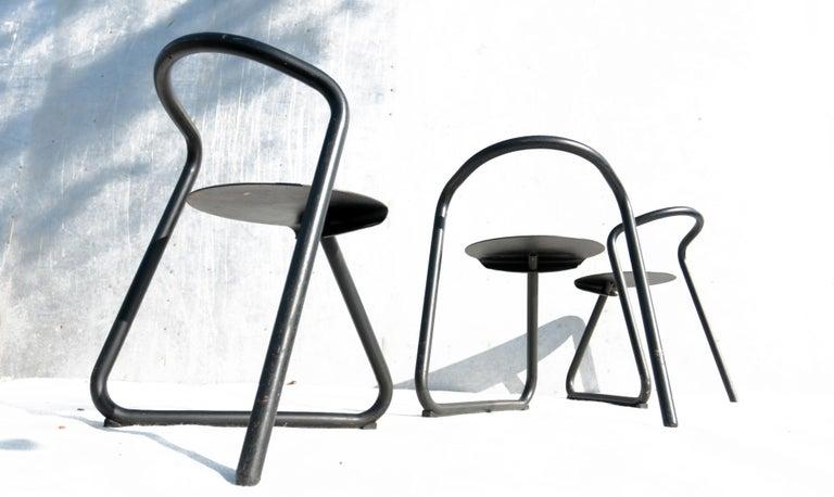 Set of Eighteen Erik Magnussen 'Magnus' Chairs for Paustian Stackable For Sale 9