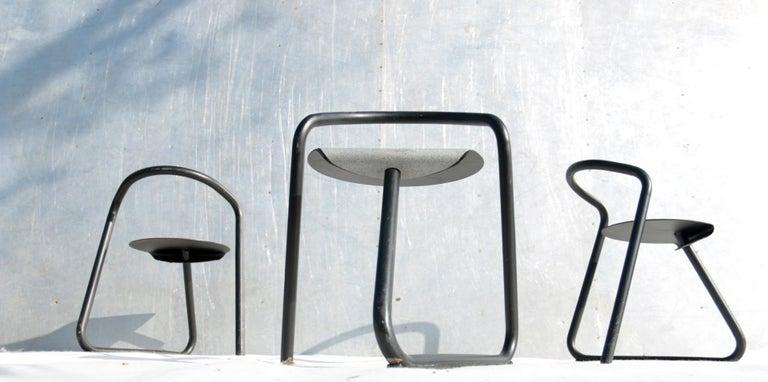 Set of Eighteen Erik Magnussen 'Magnus' Chairs for Paustian Stackable For Sale 2