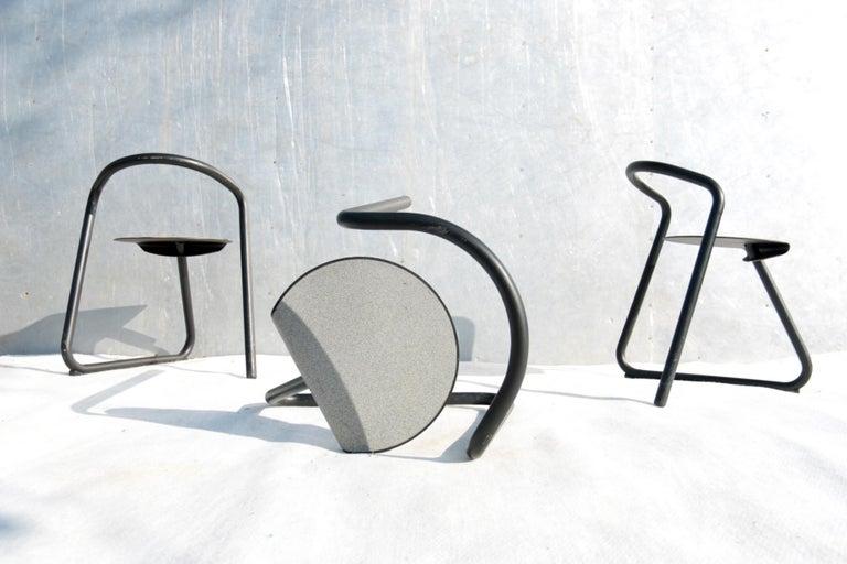 Set of Eighteen Erik Magnussen 'Magnus' Chairs for Paustian Stackable For Sale 3