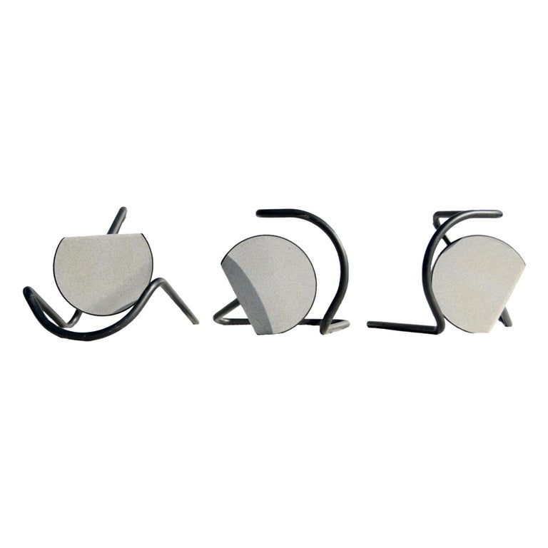 Set of Eighteen Erik Magnussen 'Magnus' Chairs for Paustian Stackable For Sale