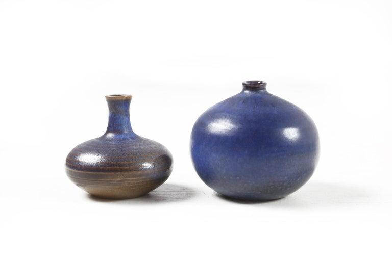 Set of Eleven Vases by Antonio Lampecco, Belgium, circa 1980 For Sale 2