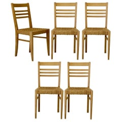 Adrien Audoux and Frida Minet Dining Room Chairs