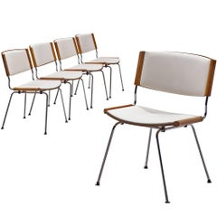 Set of Five 'Badminton' Dining chairs by Nanna Ditzel