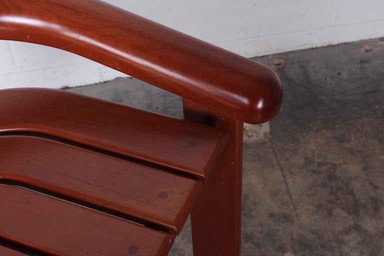 Set of Five Barstools For Sale 3