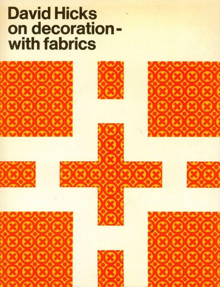 Paper Set of Five David Hicks Design Books For Sale