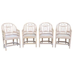 Natural Fiber Chairs