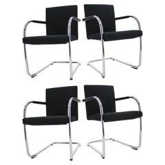 Set of Four Armchairs design Antonio Citterio & Glen Oliver Löw, Vitra, 1990s