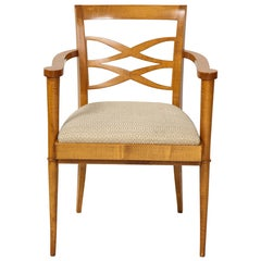 Set of Four Batistin Spade Chairs