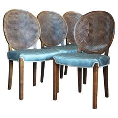 Set of four Chairs byAxel Einar Hjorth