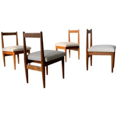 Set of Four Chairs by Katsuo Matsumura