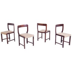 Set of Four Chairs by Mario Sabot, 1960s