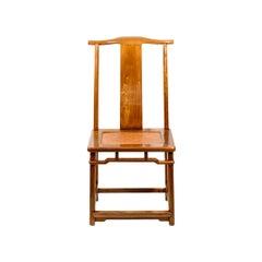 Set of Four Chairs, Wood, circa 1890, China