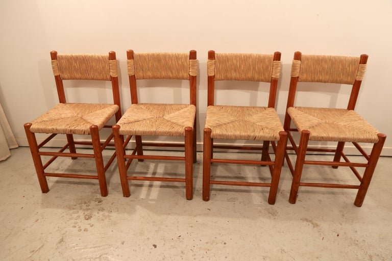 Reed Set of Four Charlotte Perriand