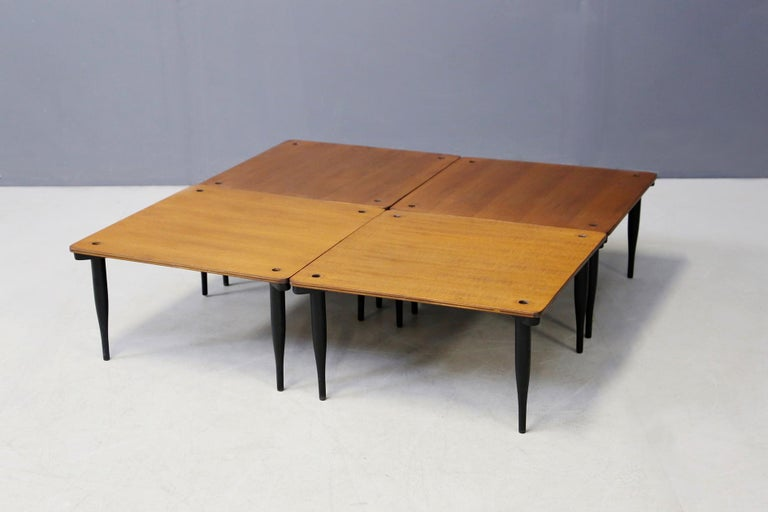 Italian Set of four Coffee Tables model