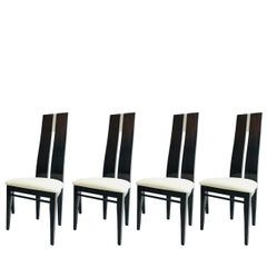 Set of Four Costantini Dining Chairs