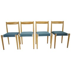 Set of Four Design Dining Chairs by Miroslav Navrátil, 1970s