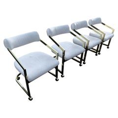 Set of Four Design Institute of America Chairs