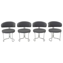 Set of Four Dining Chairs by Grete Jalk