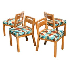 Set of Four Dining Chairs by Van Keppel-Green