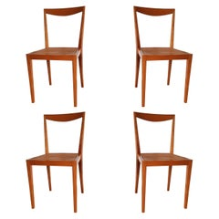 Set of Four Dining Room Chairs by Hans Wölfl