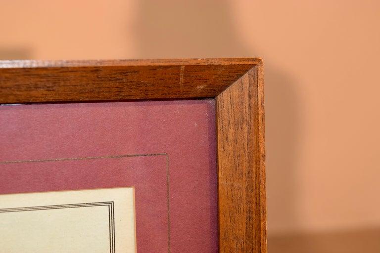 Set of Four Framed Equestrian Engravings 1