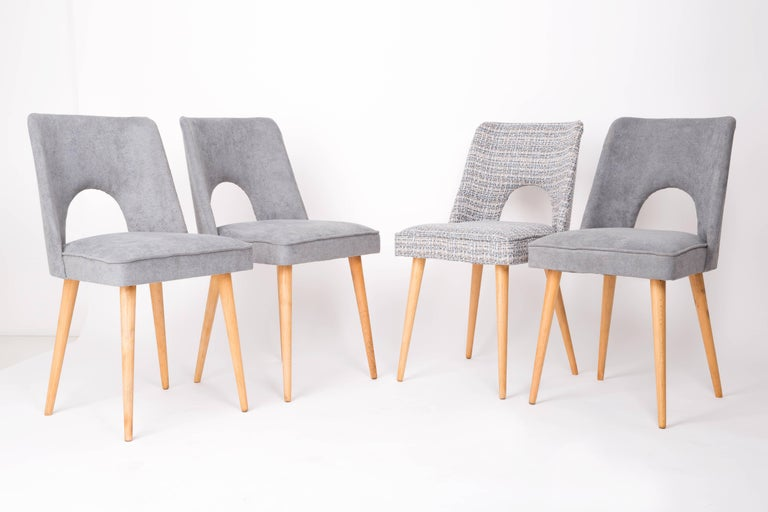Four beautiful chairs type 1020 colloquially called