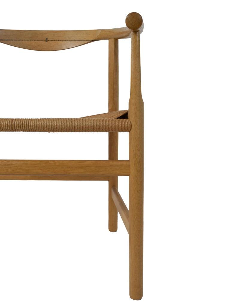 Set of Four Hans Wegner PP203 Dining Chairs for PP Møbler, Denmark, 1970s For Sale 4