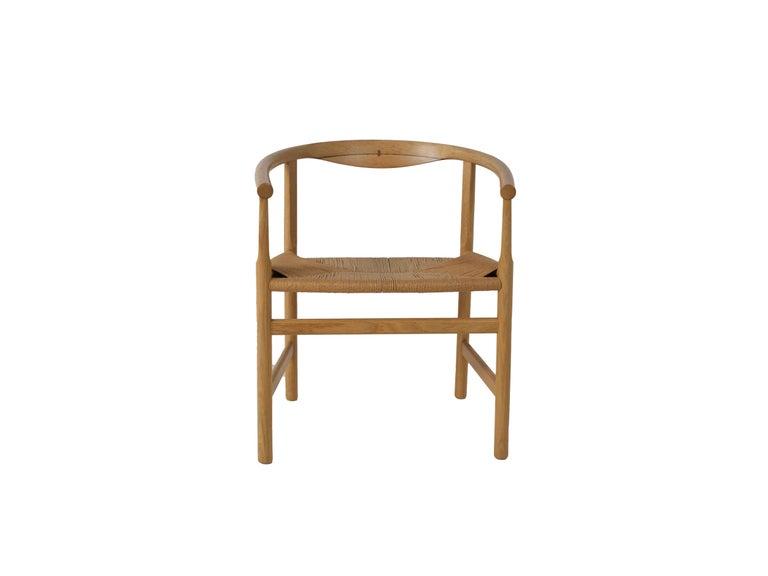 Danish Set of Four Hans Wegner PP203 Dining Chairs for PP Møbler, Denmark, 1970s For Sale