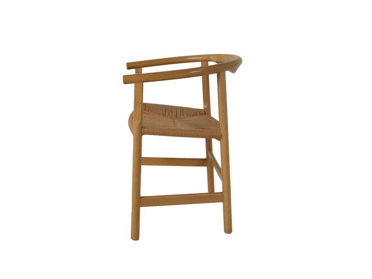 Late 20th Century Set of Four Hans Wegner PP203 Dining Chairs for PP Møbler, Denmark, 1970s For Sale