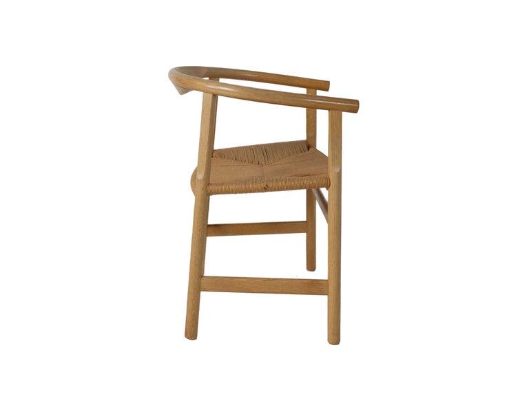 Set of Four Hans Wegner PP203 Dining Chairs for PP Møbler, Denmark, 1970s For Sale 1