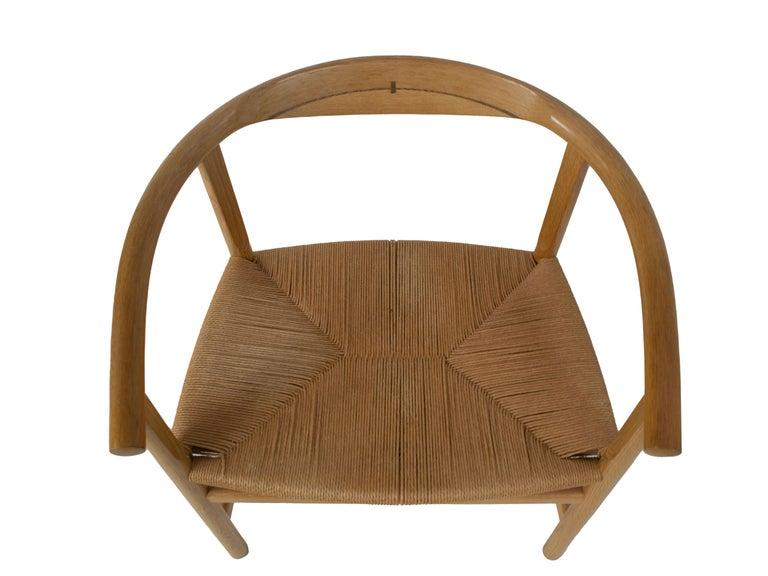 Set of Four Hans Wegner PP203 Dining Chairs for PP Møbler, Denmark, 1970s For Sale 2