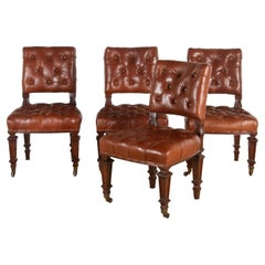 Set of Four Holland & Sons Dining Chairs