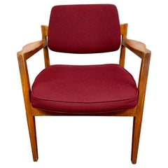 Set of Four Jens Risom for Avon Corporation Armchairs Chairs