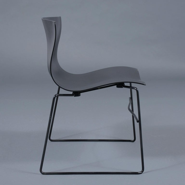 Set of Knoll Handkerchief Chairs For Sale 2