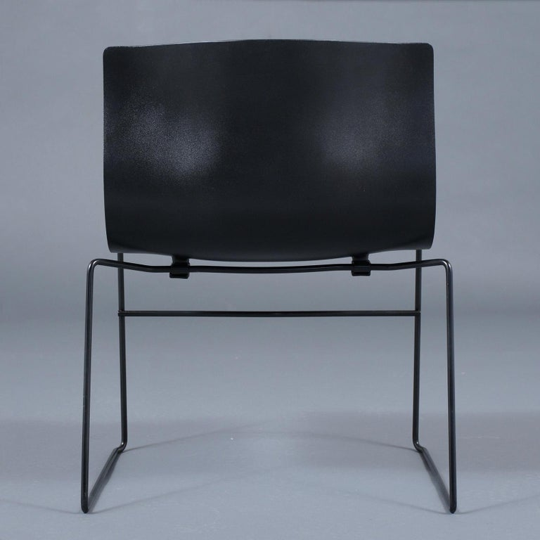 Set of Knoll Handkerchief Chairs For Sale 3
