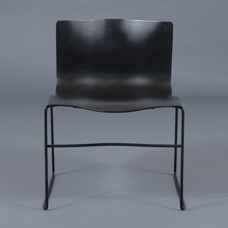 American Set of Knoll Handkerchief Chairs For Sale